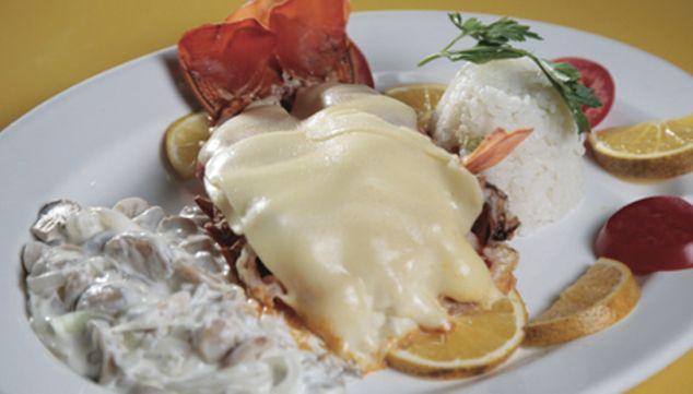 COLA DE LANGOSTA TERMIDOR | Chef Oropeza