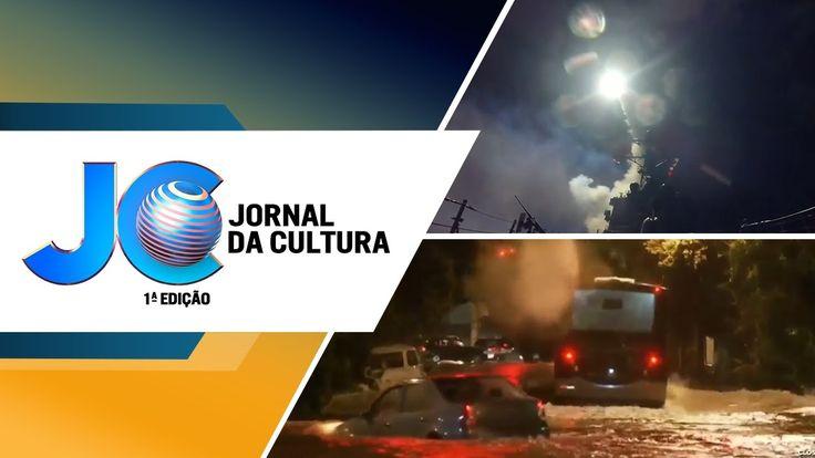 Jornal da Cultura 1ª Edição | 07/04/2017