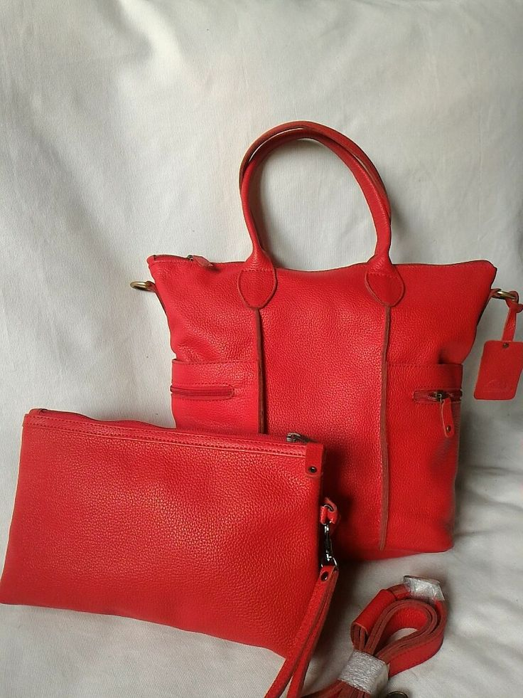 Natural Leather Bags