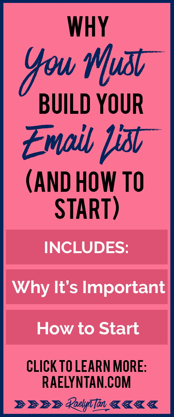 how to send mail to list