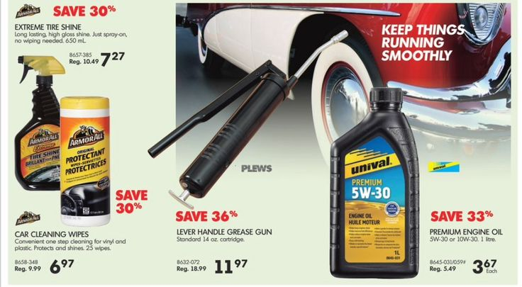 Available at your local Elmvale Home Building Centre  www.elmvalehomehardware.com