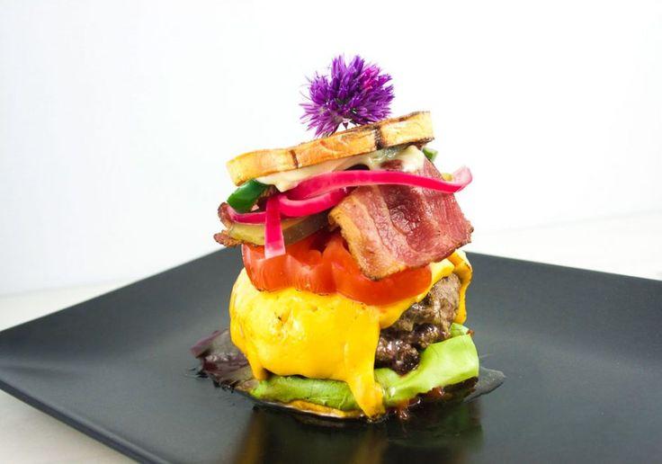 Burger de patate douce!/Recette extra gourmande et santé!/Sans gluten/Gourmet/Créatif/Émilie Gauthier/Mes Petites Révolutions