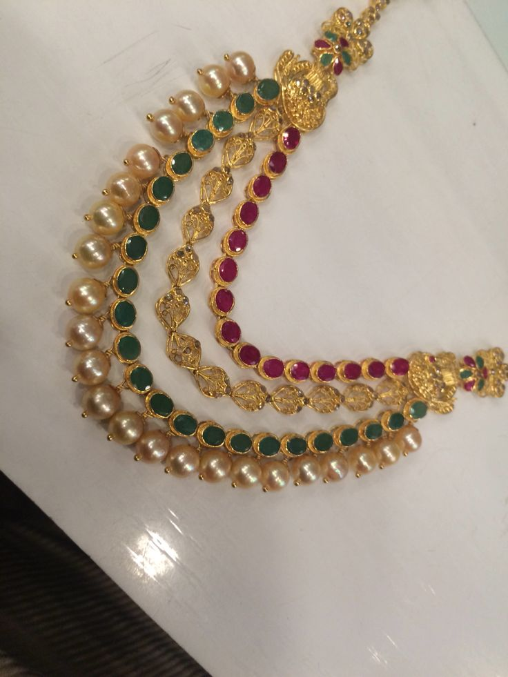 Necklace 45 gms