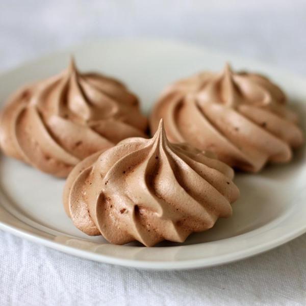 Comment faire une meringue au chocolat