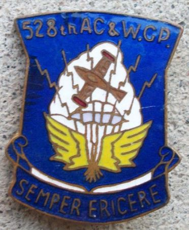 528th AC & WGD Group Squadron 1945
