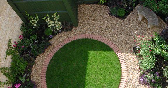 Mejores 15 imágenes de Courtyards en Pinterest | Diseño de jardin ...