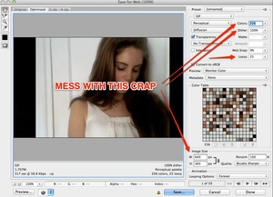 How to make a GIF using photo editing software like Photoshop (Gizmodo)