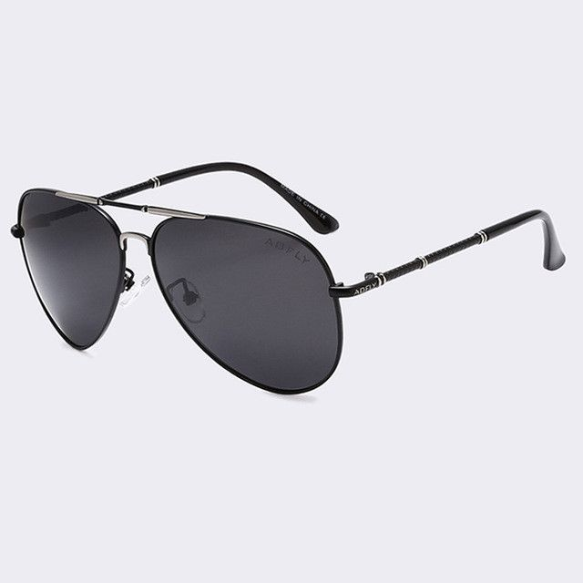 Polarized Sunglasses Men Classic Brand Designer Cool Style Eyewears