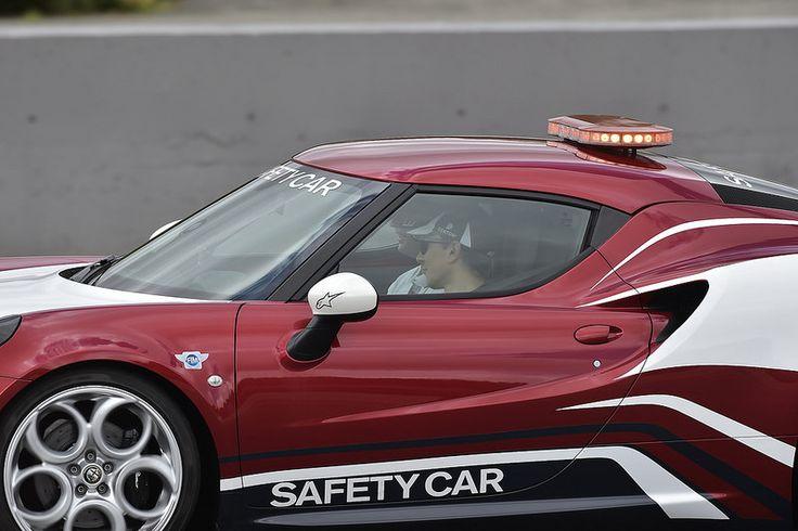 Alfa Romeo and Jorge Loenzo at Jerez - SBK World Championship