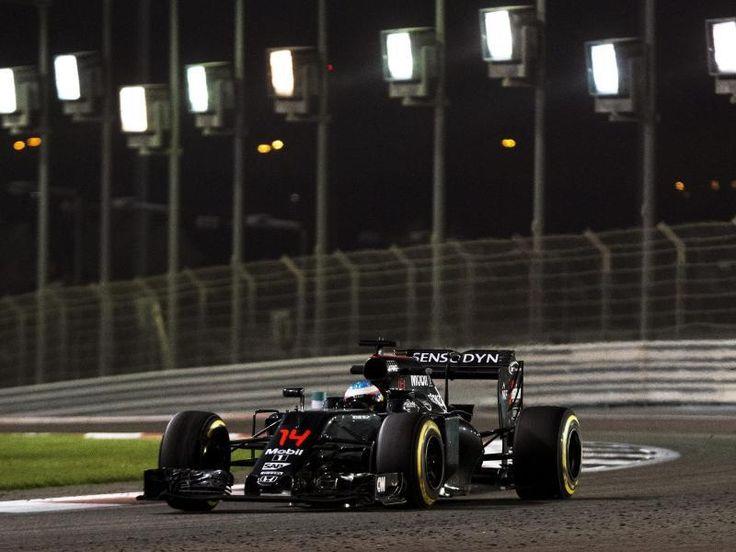 #SZ | McLaren bricht #mit #Tradition  #Neuer #Name #fuer #Formel 1 #Wagen                 Woking.              #Unter #dem #im #November geschassten #ehemaligen Praesidenten #des Rennstalls #wurden #die #Autos stets #auf #die Bezeichnung MP4 #getauft, #der #Wagen #fuer #diese #Saison #heisst #nun McLaren-Honda http://saar.city/?p=41567