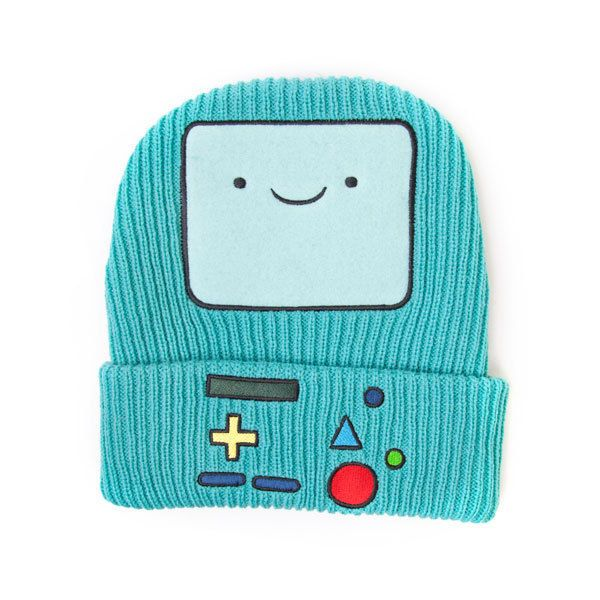 Adventure Time Beemo Beanie Hat, Cartoon,Funny,Kids,Kitsch,Cool,Fun