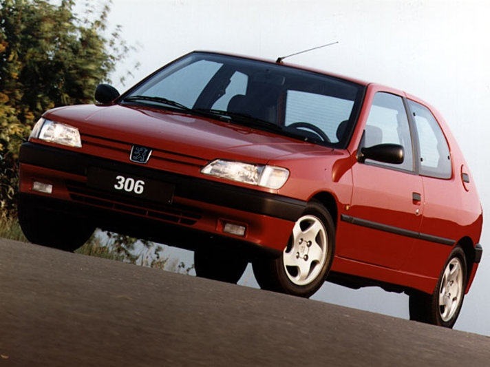 Peugeot 306xs 1994