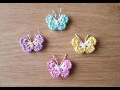 Örgü kelebek nasıl yapılır/Örgü modelleri Abone olur beğenirseniz çok sevinirim beni instagram ve facebook hesabımdan takip edebilirsiniz http://instagram.co...