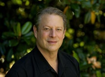 """We admire Al Gore for his production """"An Inconvenient Truth"""", the first documentary to successfully educate the masses about climate change."""