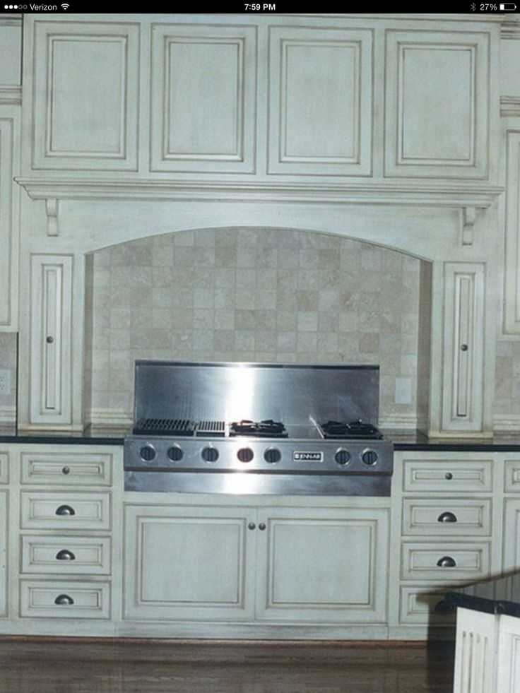 4 x 4 Travertine Stone Tile | Kitchen Backsplash