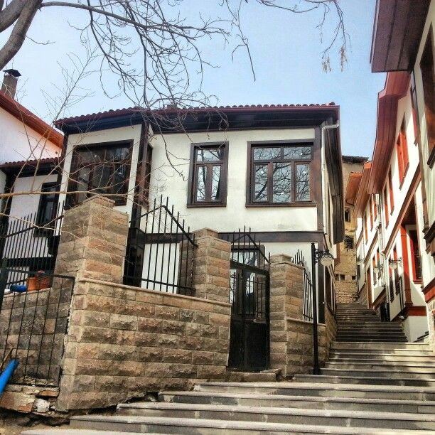 Ankara old city Hamamönü