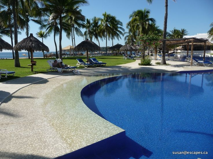 A 4 star all inclusive resort