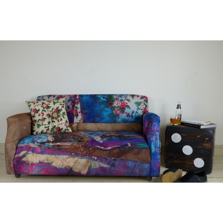 Funky, Unique sofa, made on Money for nothing BBC1 tv show by Anthony devine, unusual sofa thats sure to draw crowds everywhere its seen. Shop at Smithers 2400 pounds