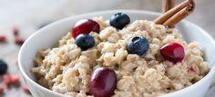 4 Receitas com aveia para pequenos-almoços e lanches saudáveis