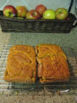 George Stella's Low Carb Pumpkin Pound Cake Recipe by DONNAINHOUSTON