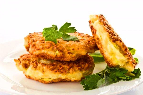 Cutlets Cabbage