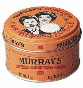 Murray's Superior Hair Dressing Pomade Case Pack 36 Murray's Superior Hair Dressing Pomade Case Pac by DDI. $211.50. This product may be prohibited inbound shipment to your destination.. Shipping Weight: 11.20 lbs. Picture may wrongfully represent. Please read title and description thoroughly.. Please refer to SKU# ATR22928606 when you inquire.. Brand Name: DDI Mfg#: 816297. Murray's Superior Hair Dressing Pomade. The original since 1926. Murray's is one of the worl...