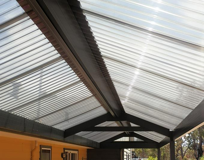 The Introduction Of Clear Roofing Sheets Solved An Age Old Problem Of How  To Have
