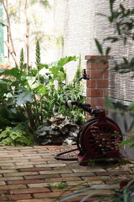 立水栓 / 植栽 Lavatory faucet / Plants
