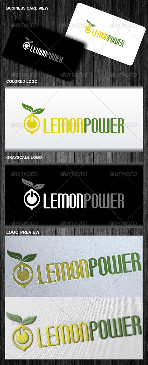 Lemon Power Logo
