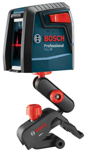 Three New Cross Line Lasers From Bosch | Tools of the Trade | Measuring and Layout Tools