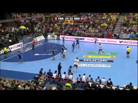 France-Danemark finale des Championnat du monde 2011 37-35 (ap)