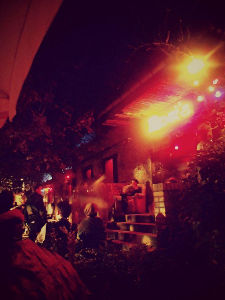 In the club - Rosi's