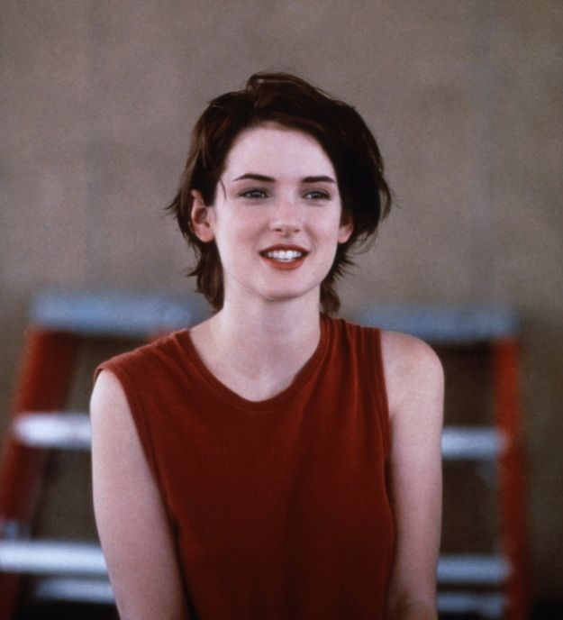 How Winona Ryder was the coolest girl ever.