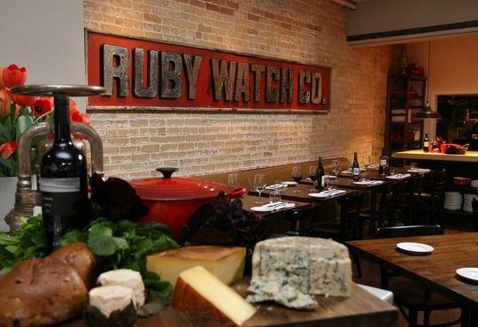 Ruby Watchco. Lynn Crawford chef