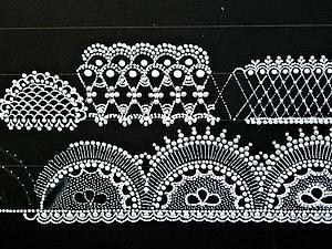 Имитация кружева в точечной росписи - уникальный курс! Набор на начальный уровень. | Ярмарка Мастеров - ручная работа, handmade