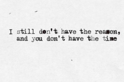 and it really makes me wonder if I ever gave a fuck about you... -  Maroon 5