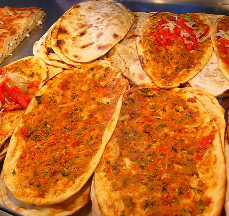 One Perfect Bite: Pide - Turkish Pizza