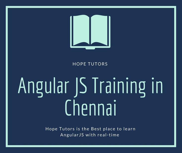 We are the best Angular JS Training institute in Chennai , Velachery. We offer best Angular JS Online Training also in Chennai. Contact us for a FREE DEMO!