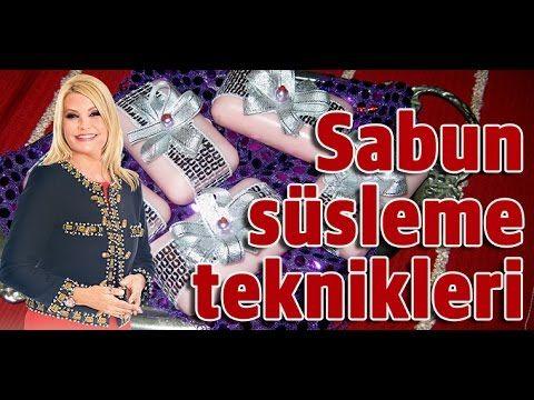 Sabun süsleme - Derya Baykal ile Deryalı Günler - YouTube
