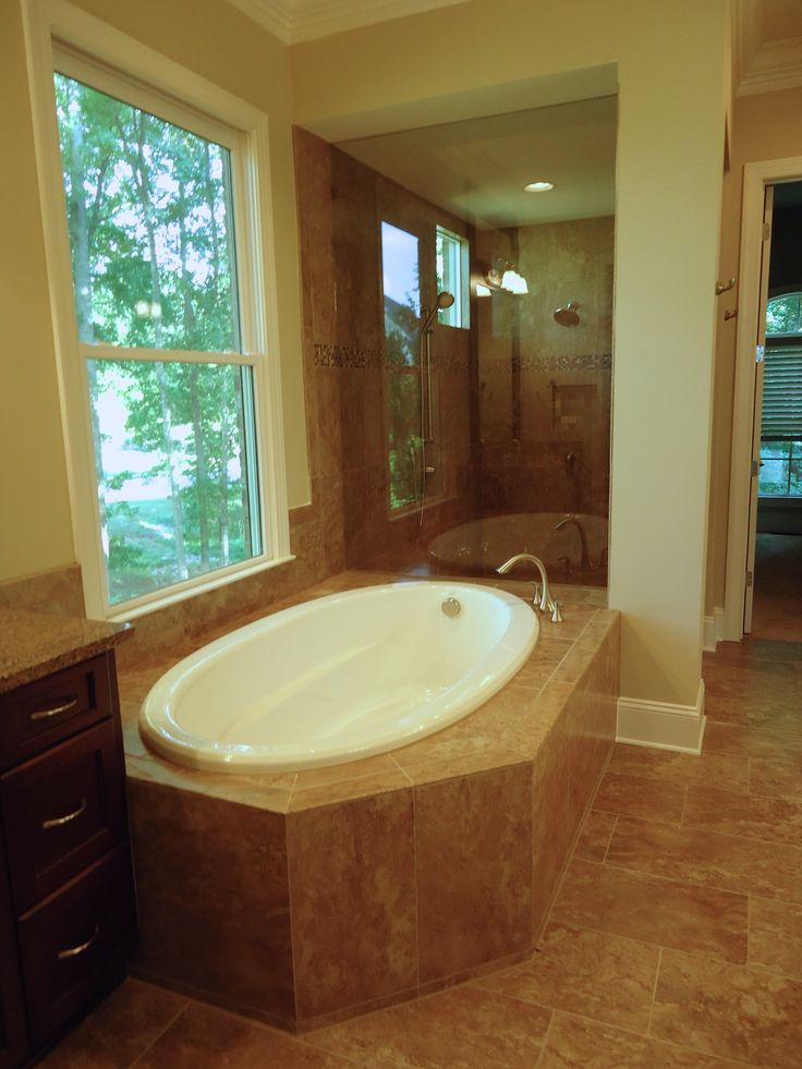 17 best images about arh master baths on pinterest for Bath remodel asheville nc