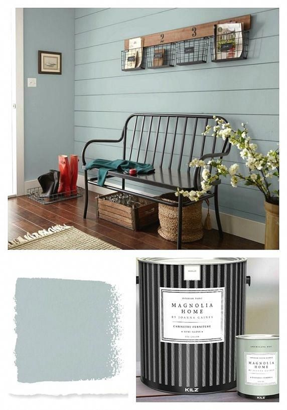 Find Out What Colors Are Joanna Gaines 2018 Paint Color