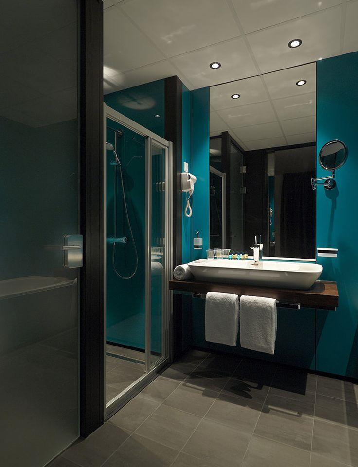 7 best Glazen wanden in badkamers images on Pinterest | Bathrooms ...