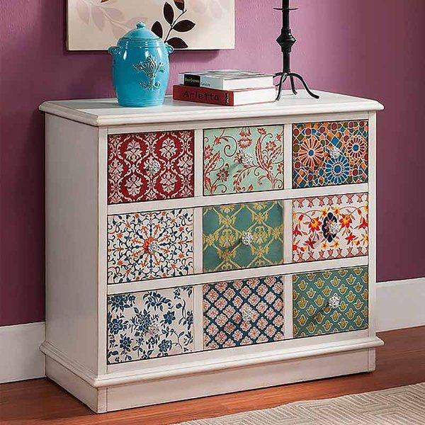 Las abuelas tenían razón: ¡el patchwork es lo más! Y es que con las ideas tan bonitas con las que vuelve, le abrimos la puerta hasta el fondo de casa. Se cuela no sólo en tela, sino también a través...
