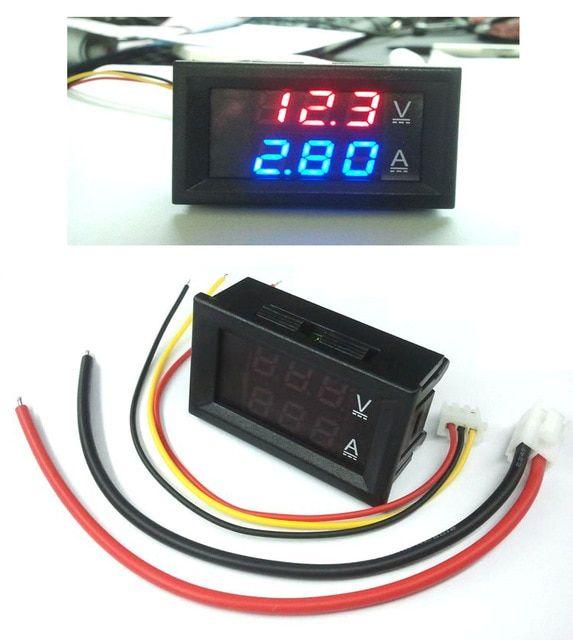 Pin On Voltage Meters