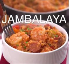 Easy Jambalaya - Tip Hero