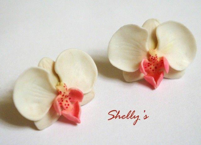 Tuto : Comment faire une orchidée en Fimo