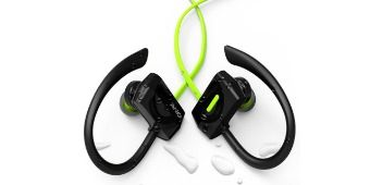 Enter for a chance to win a set of durable Bluetooth BoostRun sport earbuds from iClever!