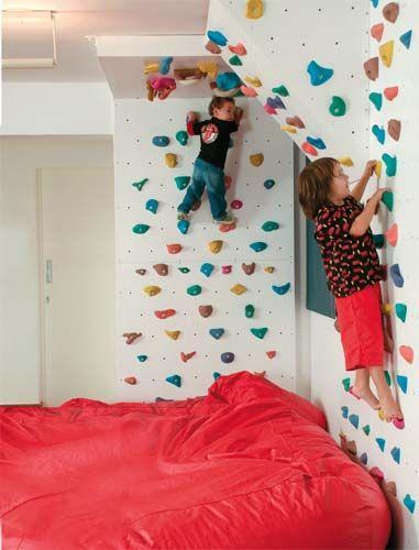 Espaços para os pequenos - Casa
