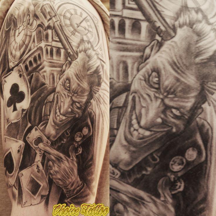 newschool#steampunk#cologne#coloniaink#tattoo#biomech#biomechanic#cologne#tattoo#portrait#chicano#women#face#arm#sleeve#choicetattoo#art#tattoodesigne#Arm sleeve#Tattoo Idea#Tattoo designe#bat man#joker