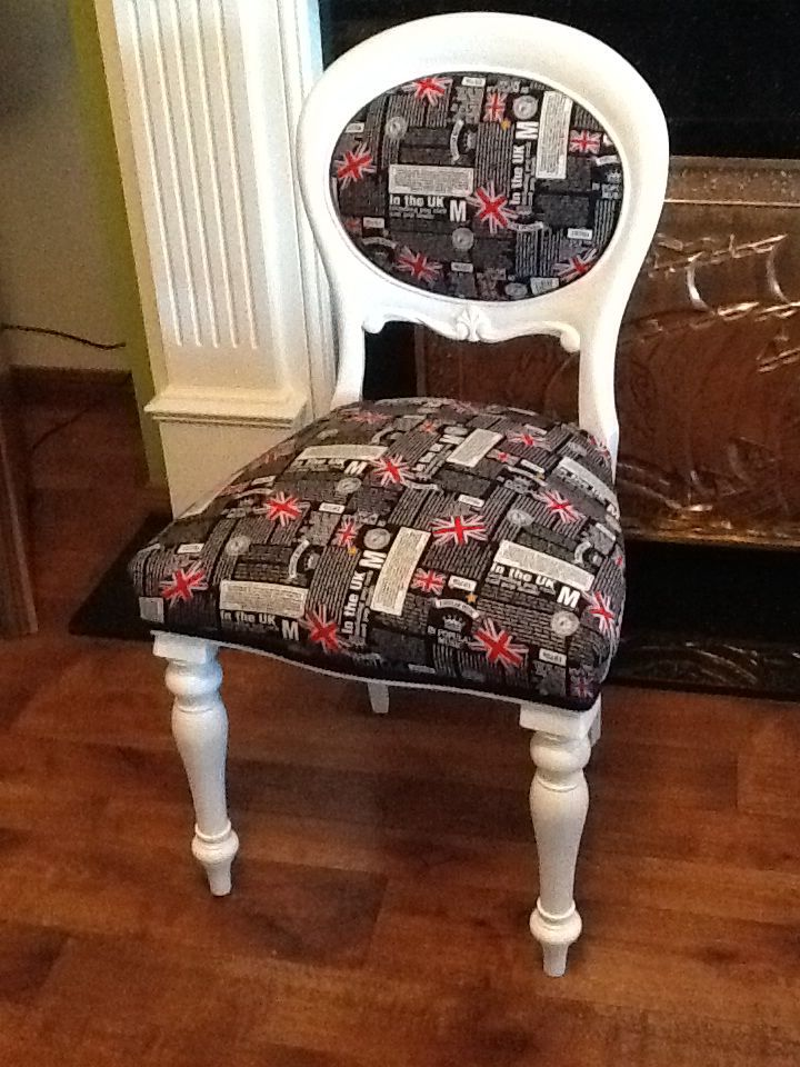 49 best Refurbished chairs & stools by me www.facebook.com ...